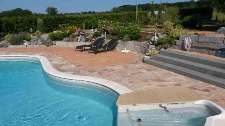 Deluxepool Schwimmbad   KMU Angebot Baselland, #corona