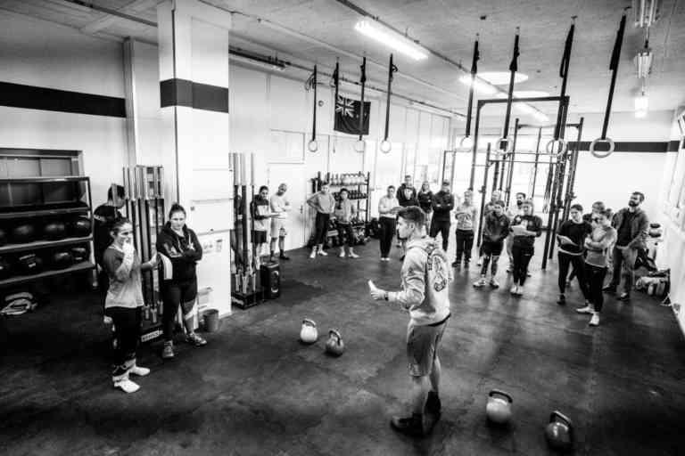 Tahi CrossFit   KMU Angebot Baselland, #corona