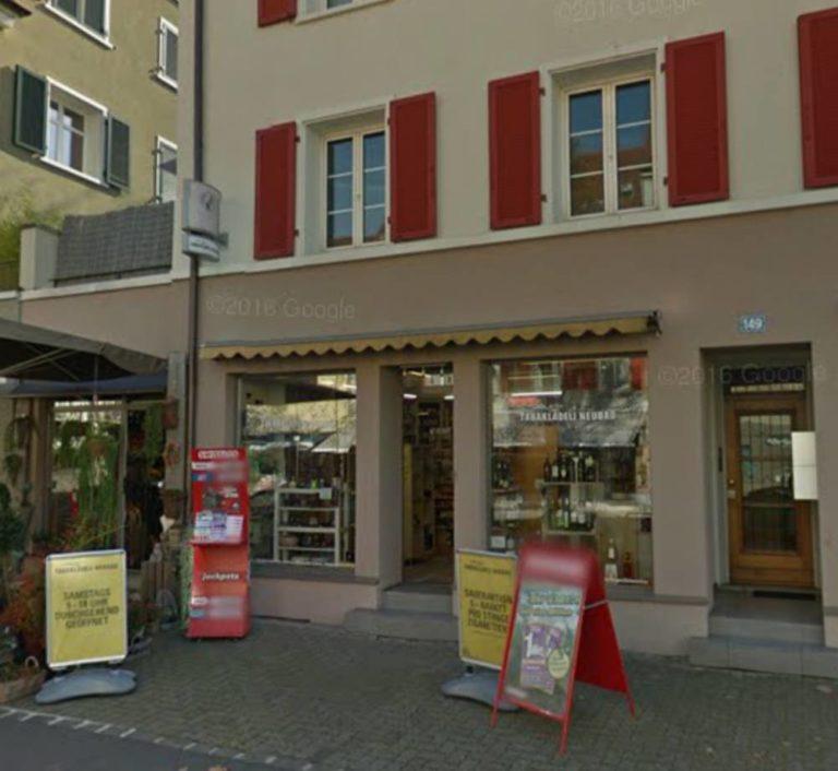 Tabaklädeli Neubad   KMU Angebot Baselland, #corona