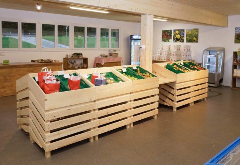 Öpfelhüsli Hofladen | KMU Angebot Baselland, #corona