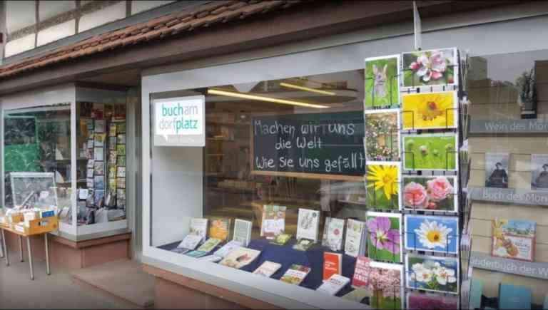 Buch am Dorfplatz AG | KMU Angebot Baselland, #corona