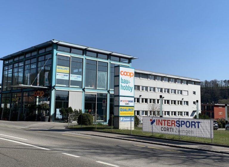 Intersport Corti   KMU Angebot Baselland, #corona