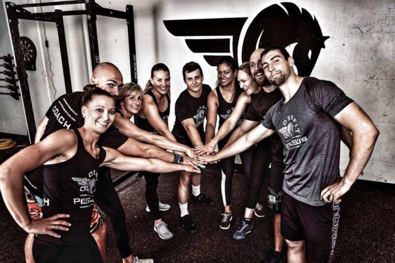 CrossFit Pegasus | KMU Angebot Baselland, #corona