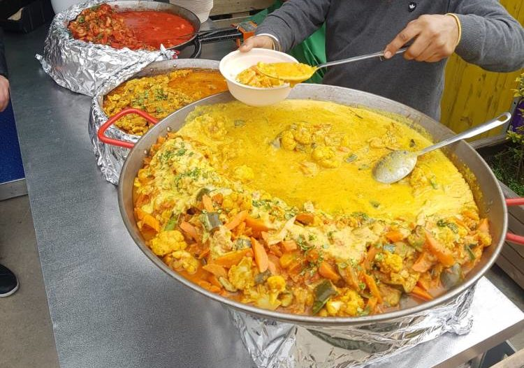 Restaurant Curry Corner | KMU Angebot Baselland, #corona