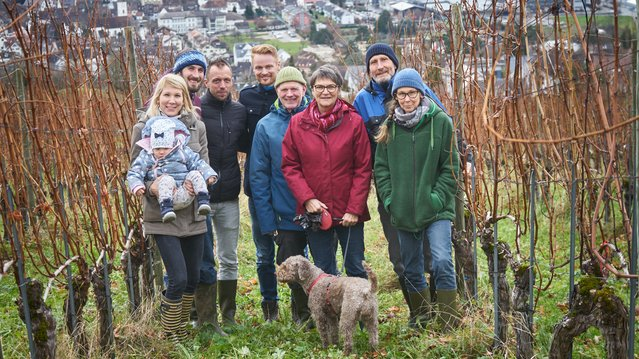 Domaine Chiquet & la famiglia Fluhberg | KMU Angebot Baselland, #corona
