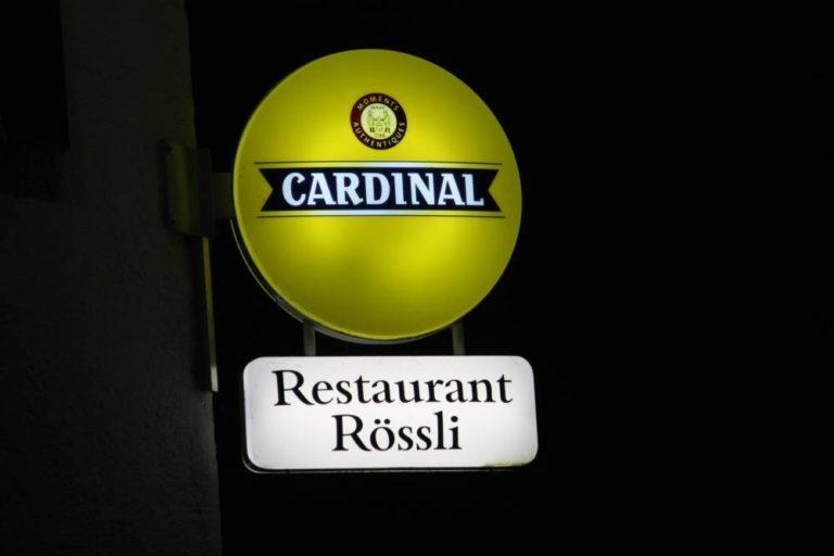 Rössli Buus | KMU Angebot Baselland, #corona
