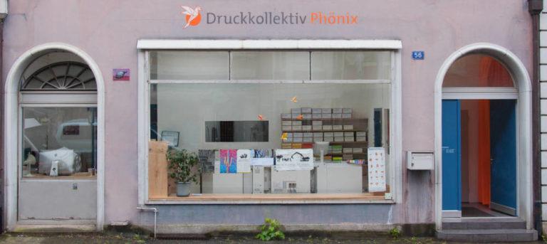 Druckkollektiv Phönix | KMU Angebot Baselland, #corona