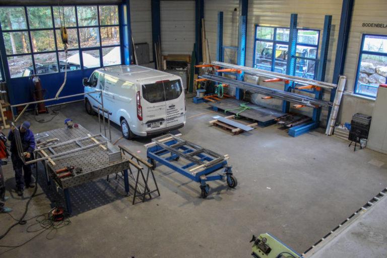 Bürki & Trächslin Metallbau GmbH | KMU Angebot Baselland, #corona