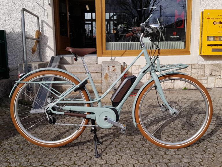 Pete's Bike Shop | KMU Angebot Baselland, #corona