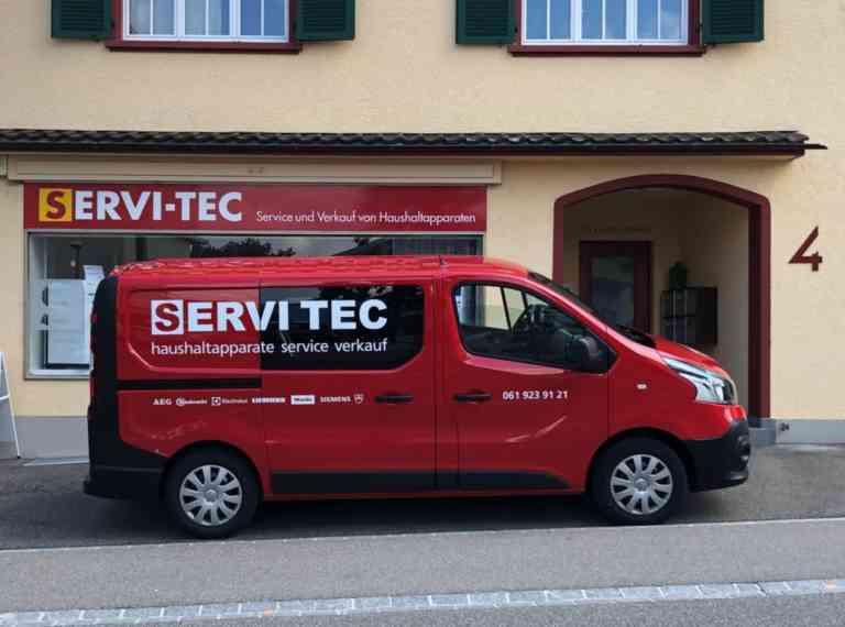 SERVI TEC Lausen GmbH | KMU Angebot Baselland, #corona