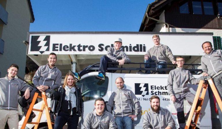 Elektro Schmidli GmbH | KMU Angebot Baselland, #corona