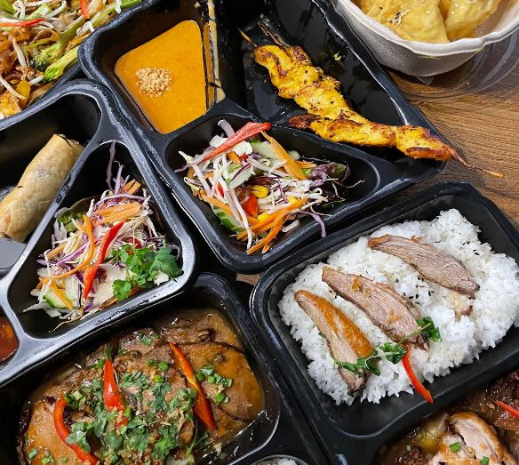 Thai-Family Restaurant Sudsa-Ard   KMU Angebot Baselland, #corona
